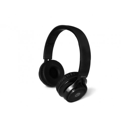 Headset Getttech GH-3100N Sonority, 3.5mm, with microphone, black