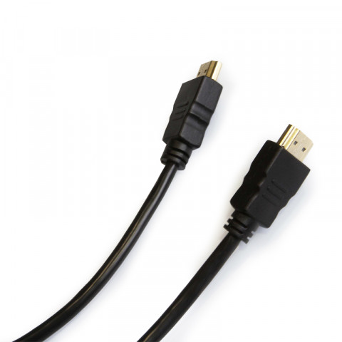 Cable HDMI  2.0 Getttech JL-1101  6.5 feet length, black