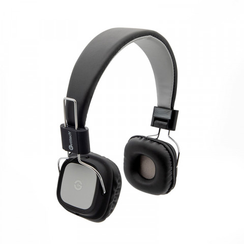 Headset Getttech GH-3500G Reveal, 3.5mm, with microphone, grey