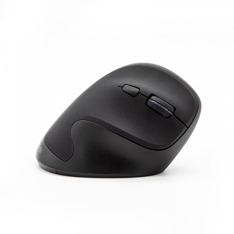 VERTICAL MOUSE GETTTECH ORION, WIRELESS, 2.4GHZ, ERGONOMIC, 1000/1600/2400DPI, BLACK GMO24401